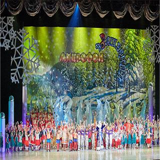 Новогодний концерт 2018-2019